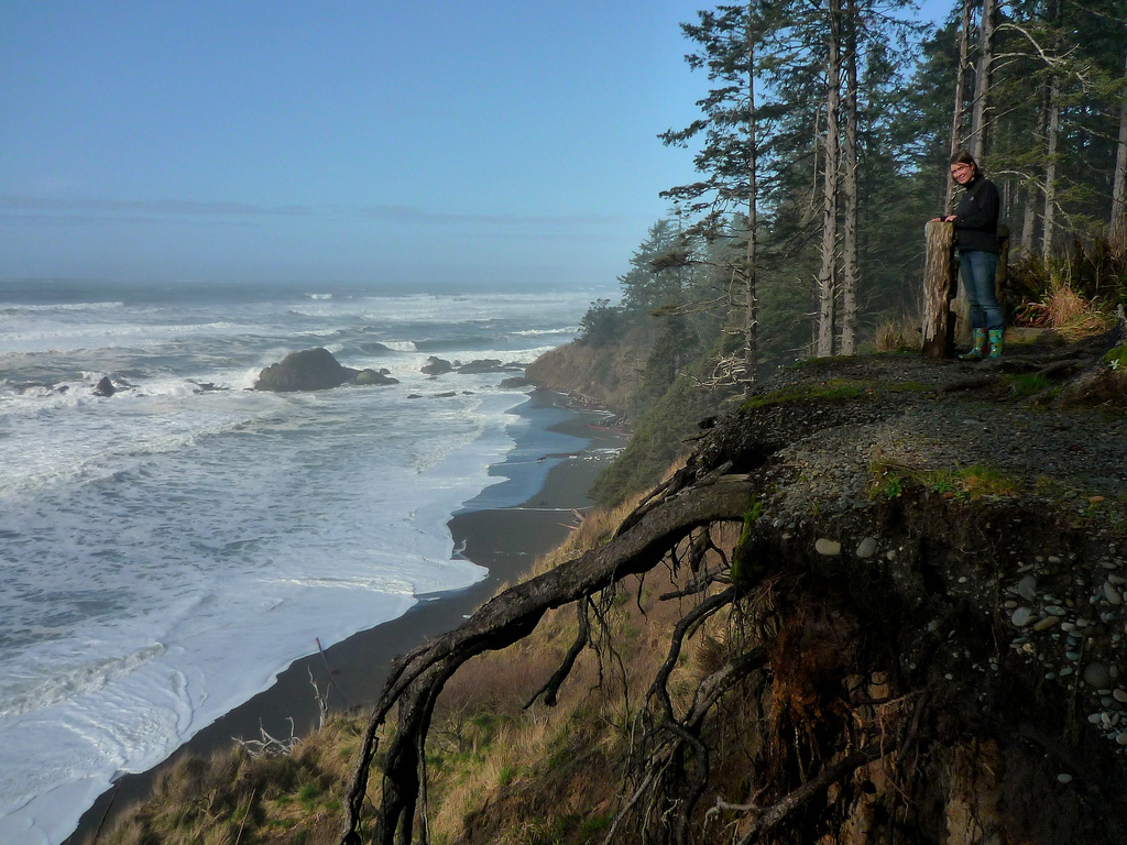 Kalaloch And Ruby Beach In Forks Wa Pa Reviews Photos