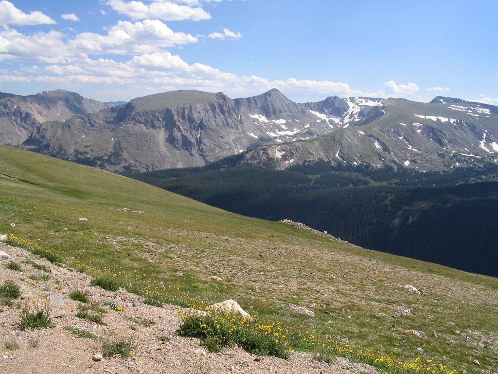 Trail Ridge Road Scenic Drive in Estes Park, CO - Kid