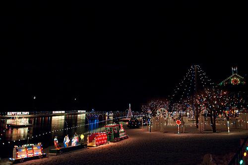 more photos - Bernville Christmas Village