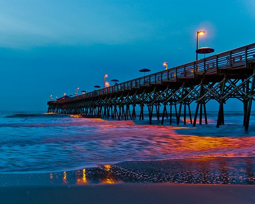 Awesome The Pier At Garden City   Garden City Beach, South Carolina