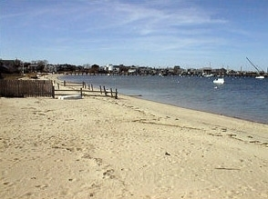 Francis Street Beach Nantucket Machusetts