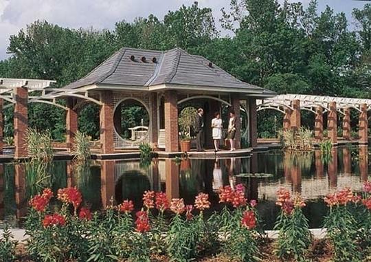Huntsville Botanical Garden   Huntsville, Alabama