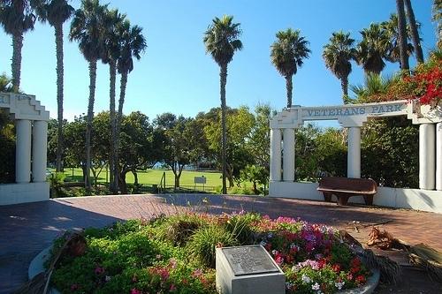Image result for Veterans Park redondo beach