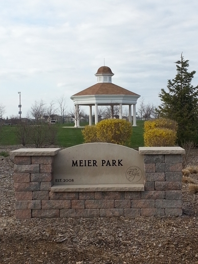 Meier Park Elgin Illinois