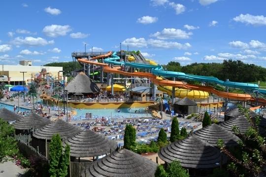 Kalahari Resort Waterparks in Wisconsin Dells, Wisconsin ... on
