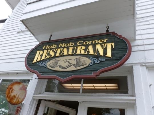 Hobnob Corner Restaurant In Nashville Indiana Kid