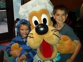 Goofy S Kitchen At The Disneyland Hotel Anaheim California
