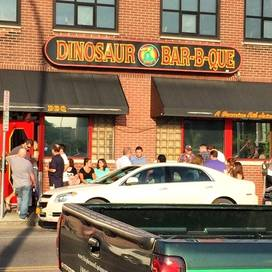 Dinosaur Bar B Que Syracuse New York