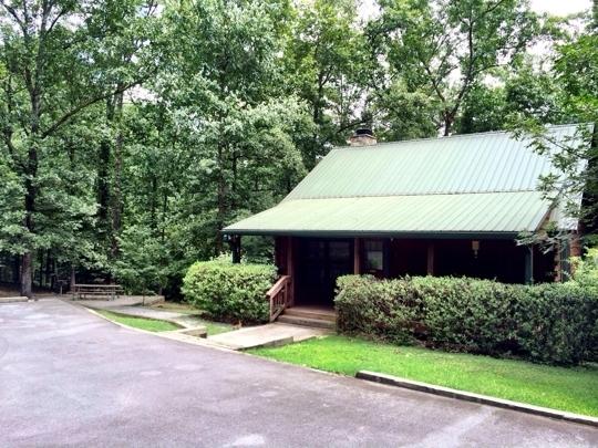 Cottages at James H. (Sloppy) Floyd State Park in Summerville, GA ...