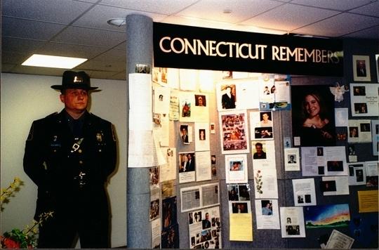 Connecticut State Police Musuem in Meriden, CT - Kid