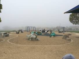 Dinosaur Caves Park Pismo Beach California