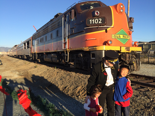 Train to Christmas Town in Watsonville, CA - Parent Reviews ...