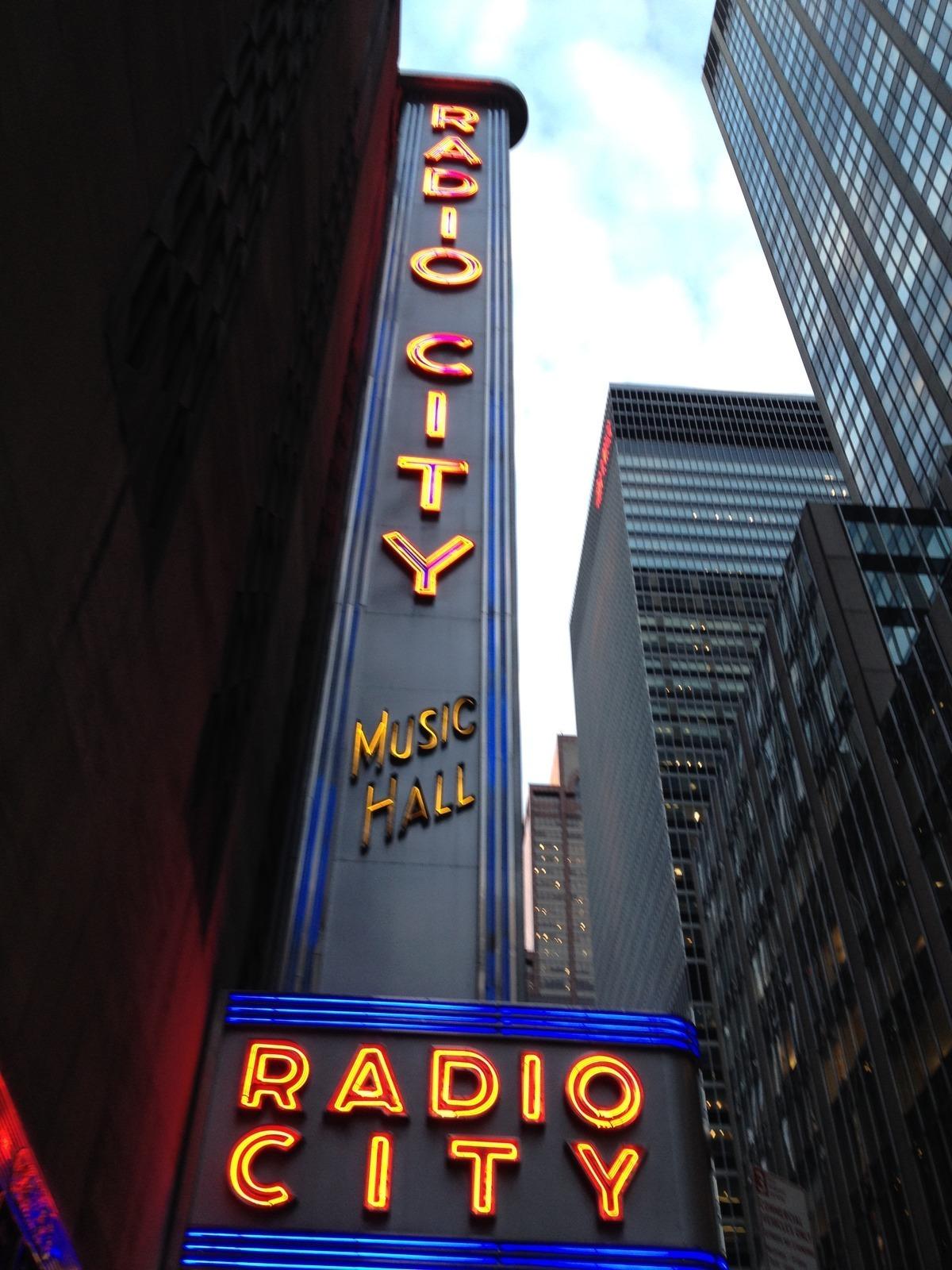 Radio City Christmas Spectacular in New York (Manhattan), NY ...