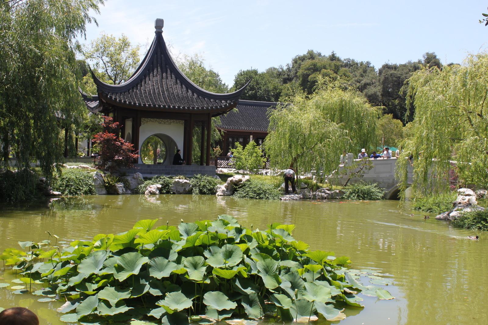Huntington Library Art Collection And Botanical Gardens   San Marino,  California