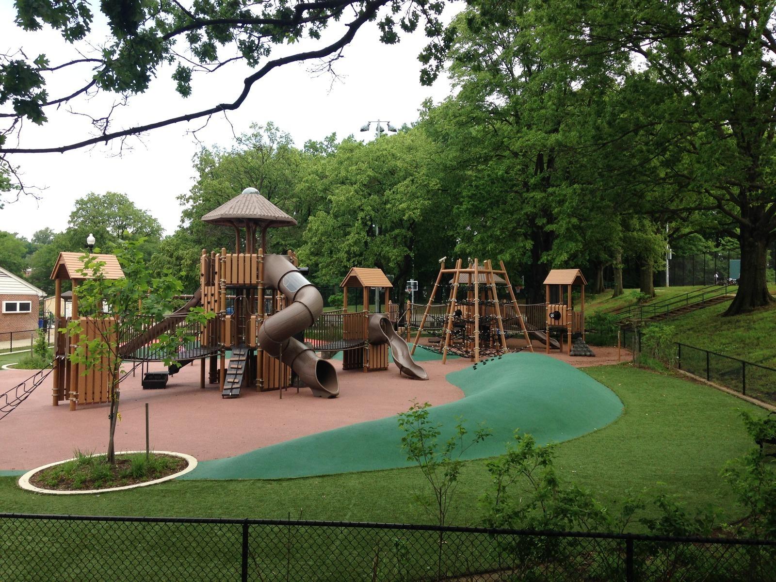 Fort Stevens Recreation Center Playground in Washington, DC