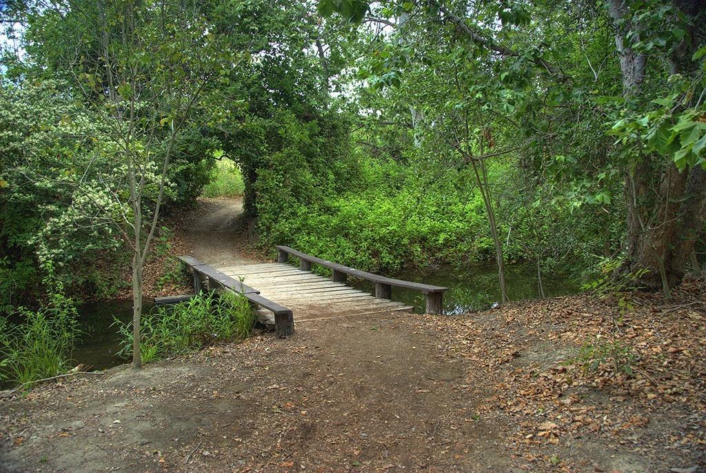 El Dorado Nature Center Long Beach California