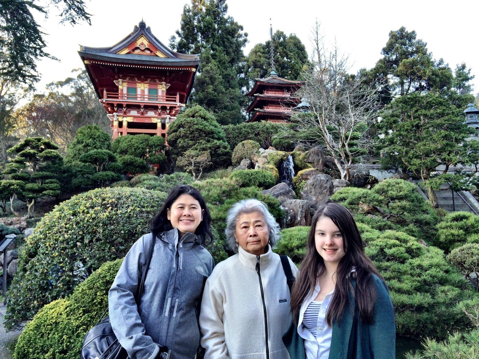 japanese tea garden san francisco california - Japanese Garden San Francisco