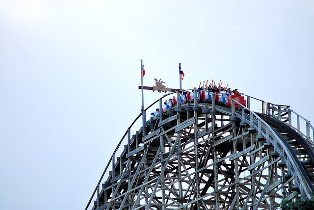 Six Flags Over Texas in Arlington, TX - Kid-friendly
