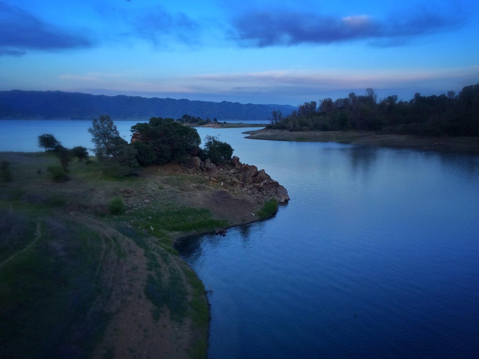 Lake Berryessa Napa California
