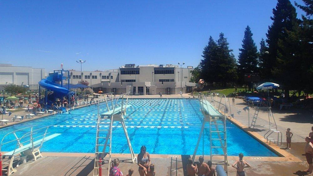 San Ramon Olympic Pool & Aquatic Park in San Ramon, CA - Kid