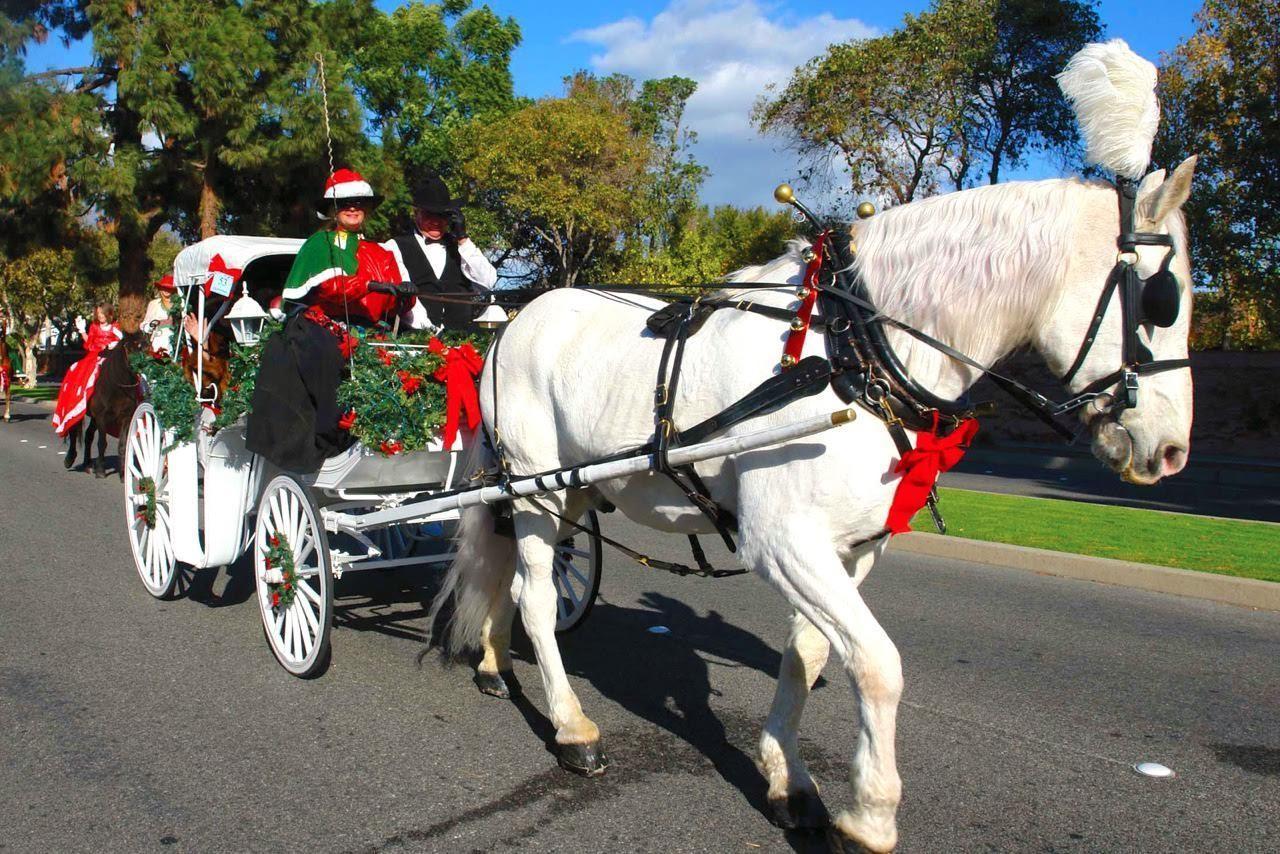 Camarillo Christmas Parade.Camarillo Christmas Parade In Camarillo California Kid