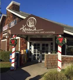 Karen S Bakery Cafe Folsom California