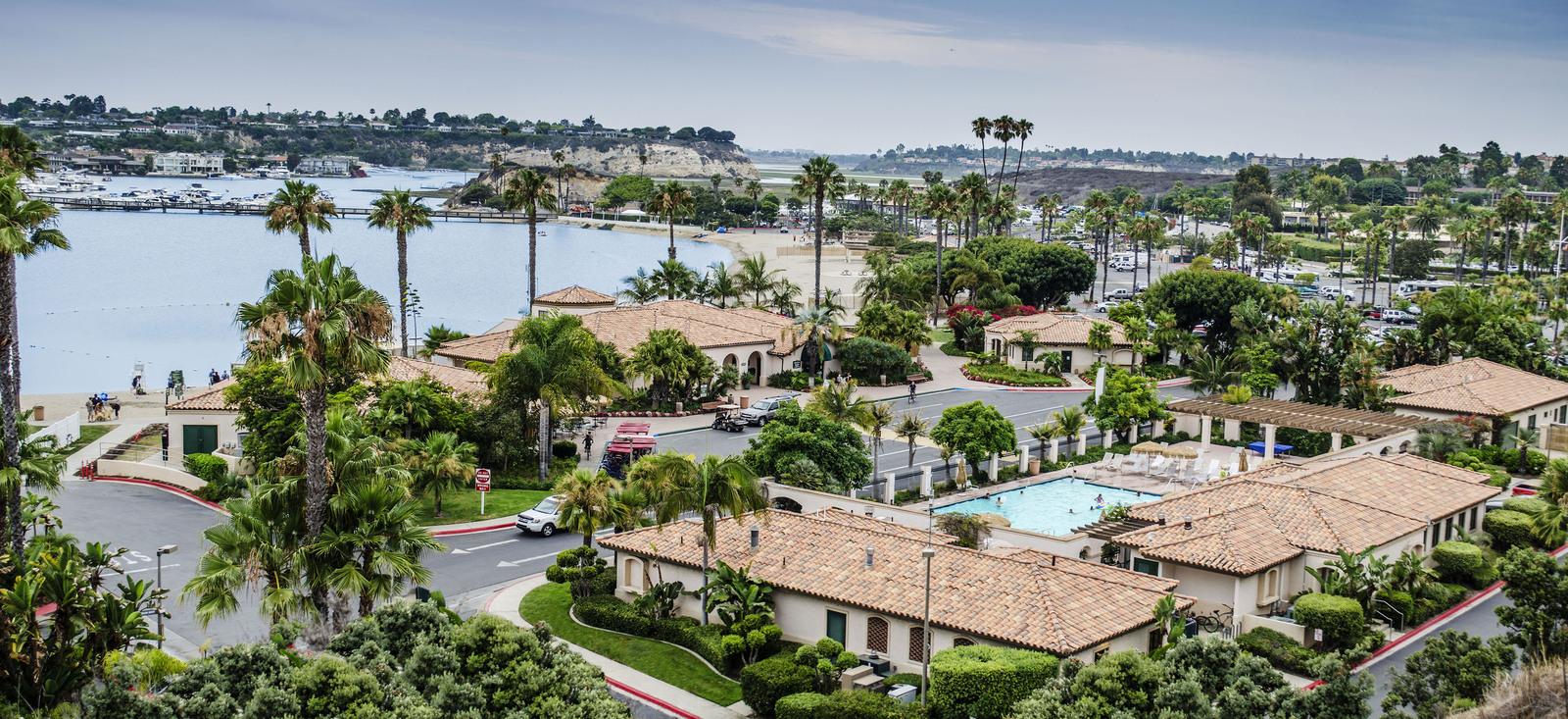 Newport Dunes Rv Park >> Newport Dunes Waterfront Resort In Newport Beach California