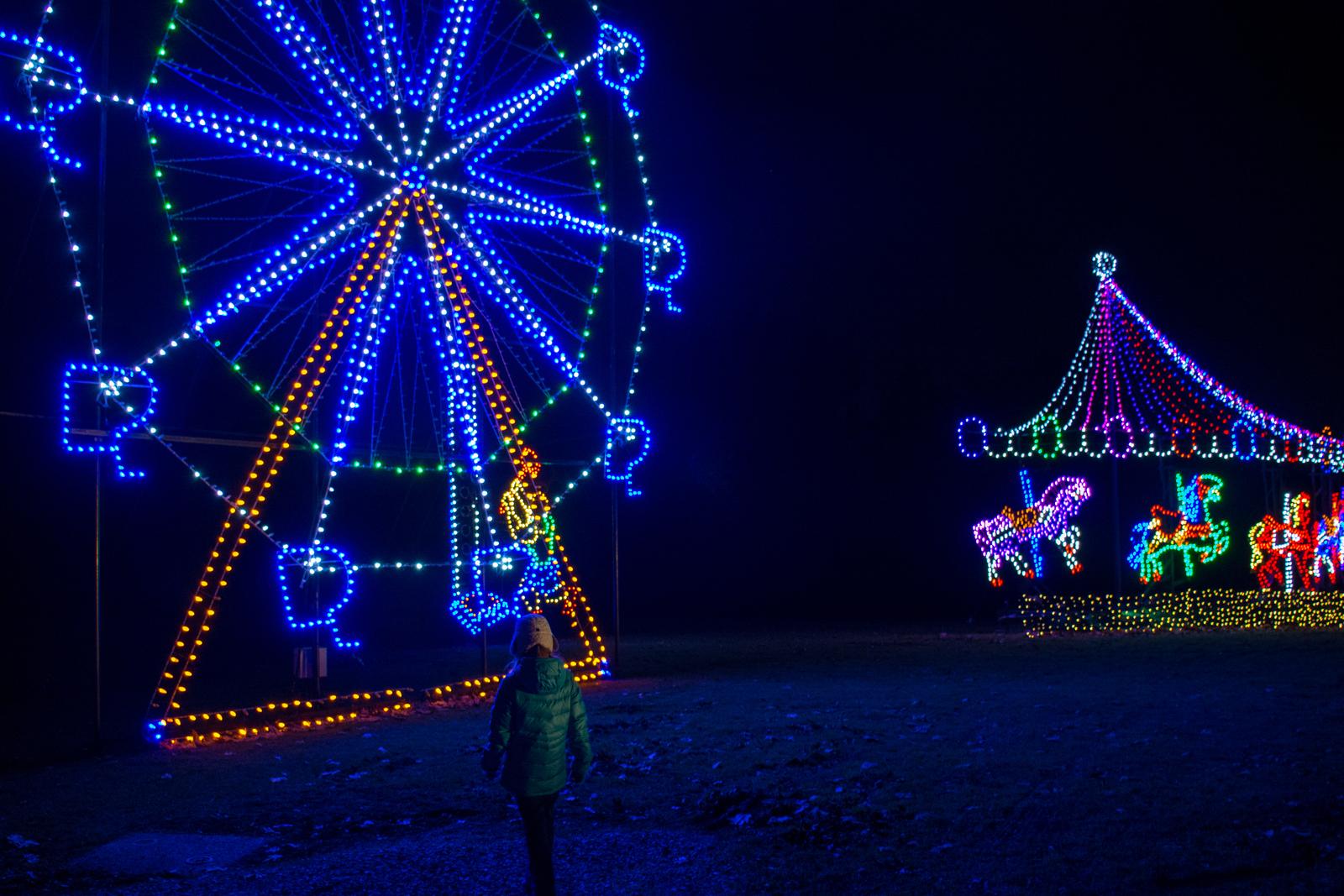 nearby hotel deals - Oglebay Park Christmas Lights