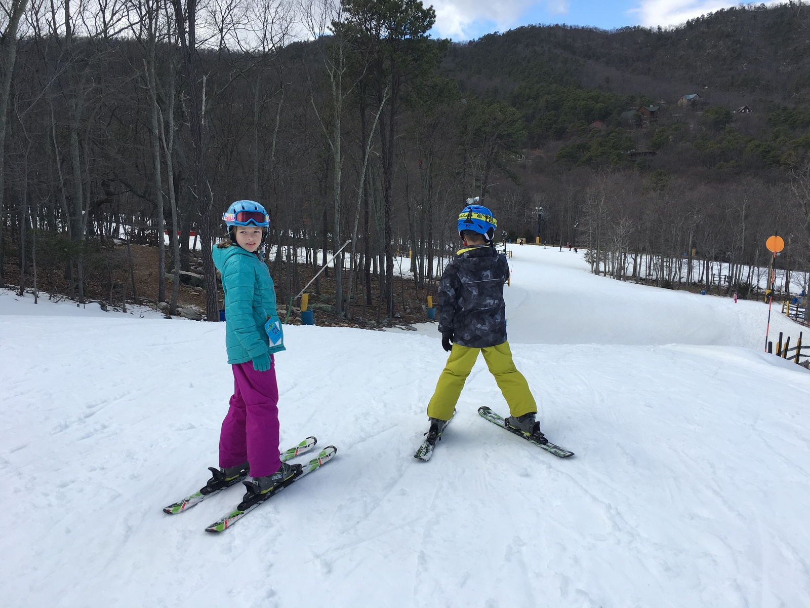 massanutten ski resort and mountain cruisers children's program in