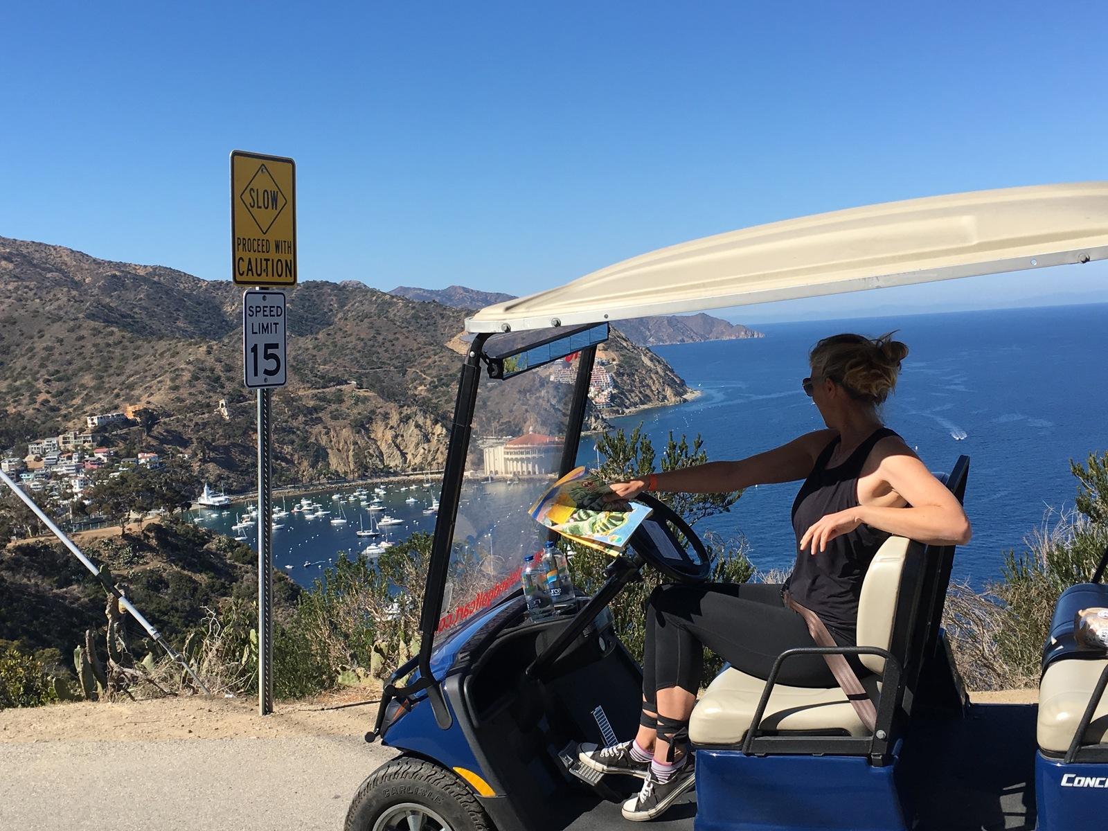 Catalina Island Golf Cart Rentals in Avalon, California ... on beach cart rentals, fork lift rentals, golf carts for rent,