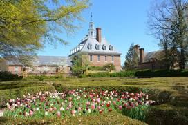 Colonial Williamsburg Virginia