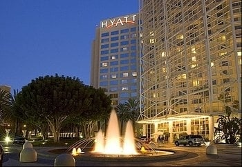 Hyatt Regency Orange County in Garden Grove CA Parent Hotel