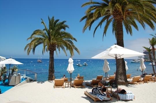 Descanso Beach Club Avalon California