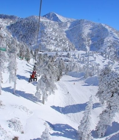Mount Baldy Ski Resort California