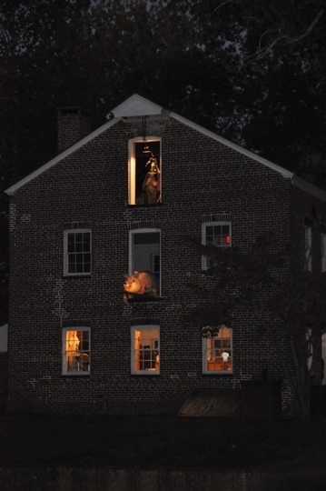 Halloween Haunted Hayride At The Historic Village At Allaire In