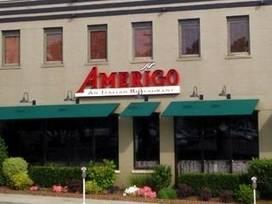 Amerigo Italian Restaurant Nashville Tennessee