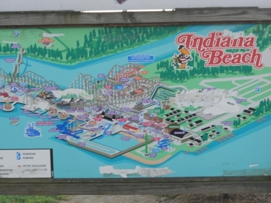 Indiana Beach and Resort in Monticello, IN - Kid-friendly Activities ...