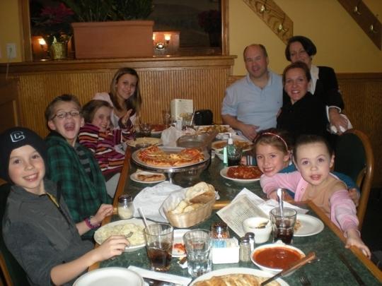 Pagliacci S Restaurant In Plainville Connecticut Kid