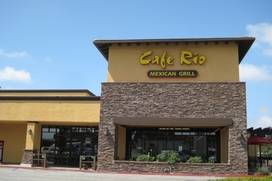 Cafe Rio Mexican Grill Lake Forest California