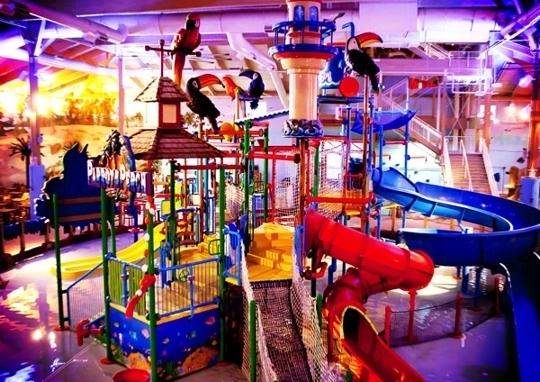 Coco Key Water Resort Mount Laurel New Jersey