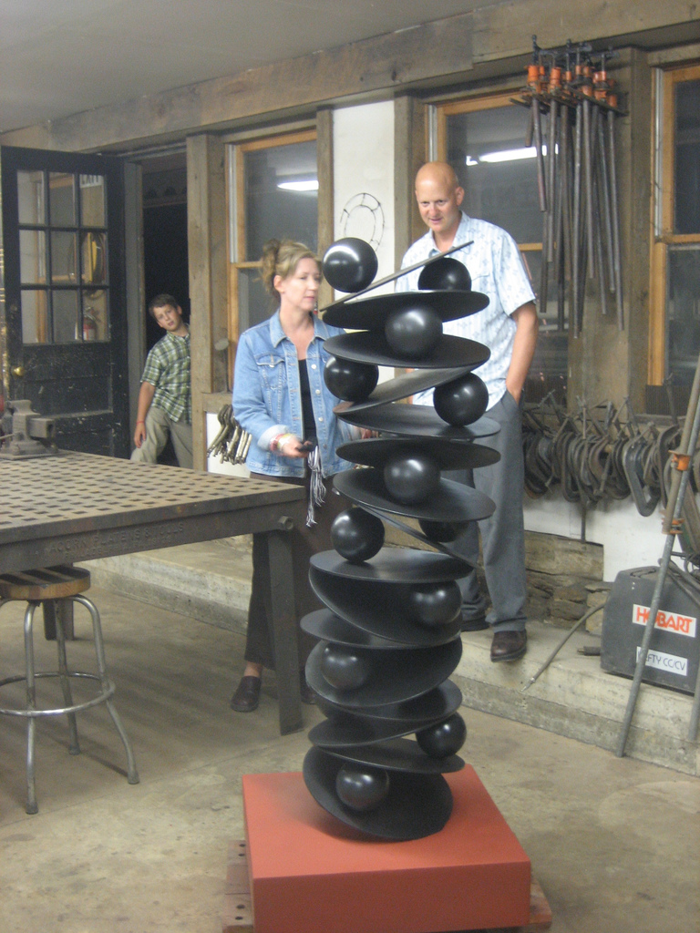 Kinetic Sculpture Museum In Ferndale California Kid