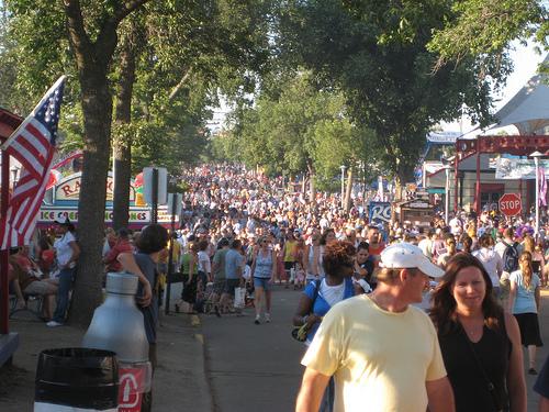 Minnesota State Fair - Saint Paul, Minnesota