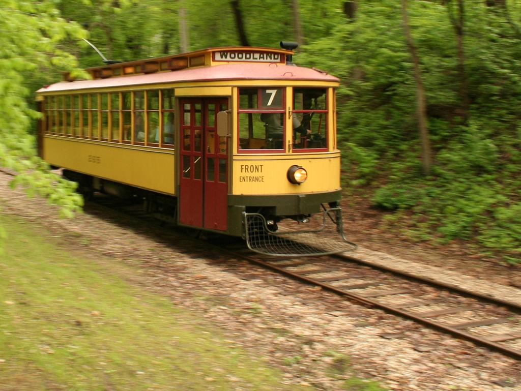 Como-Harriet Streetcar Line - Minneapolis, Minnesota