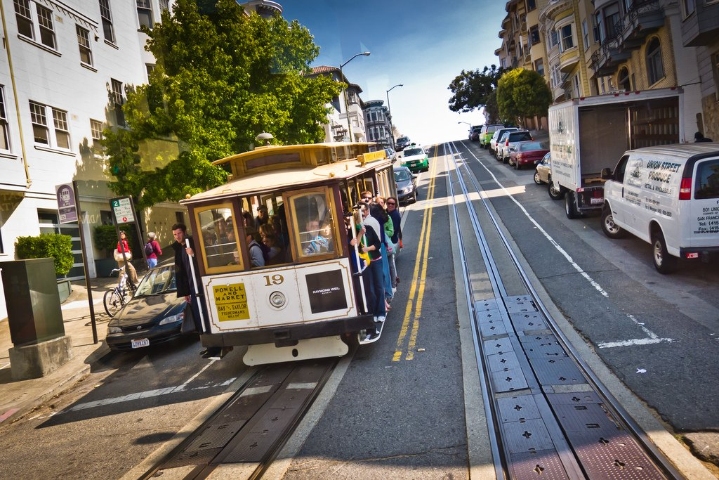 Cable Car Ride In San Francisco Ca Parent Reviews