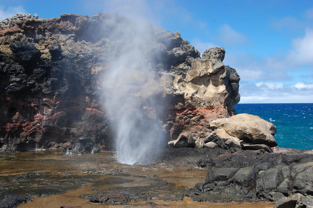 Nakalele Blowhole - Kapalua, Hawaii