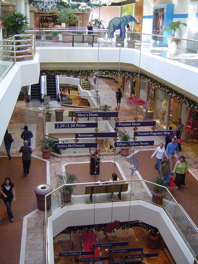 South Coast Plaza in Costa Mesa, California - Kid-friendly Attractions  Trekaroo