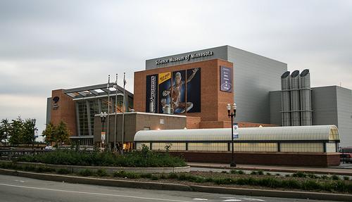 Science Museum of Minnesota - Saint Paul, Minnesota