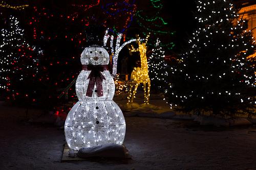 Johnny's Hazlet Holiday Lights - Hazlet, New Jersey