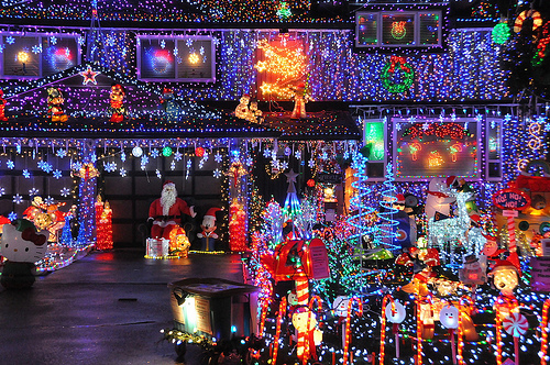 Christmas on Vanore - Fair Lawn, New Jersey