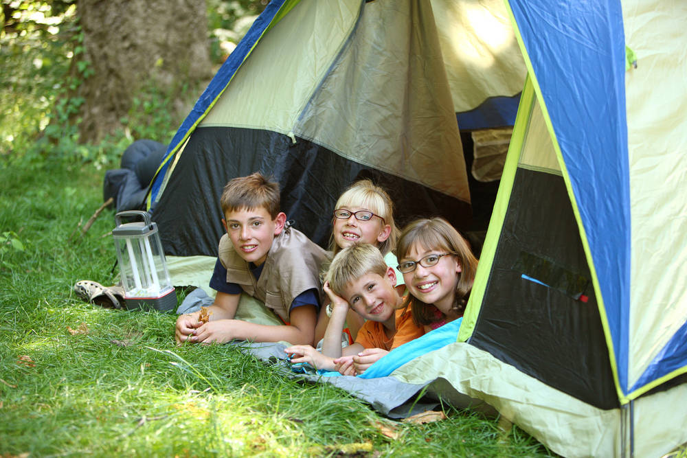 Best Campgrounds for family Camping with kids Southern CA | Trekaroo